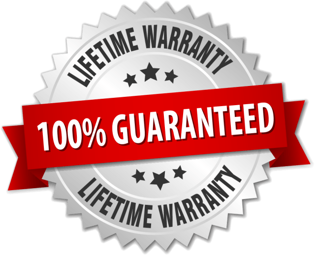 Akron replacement doors for house exterior with lifetime, transferable warranty.