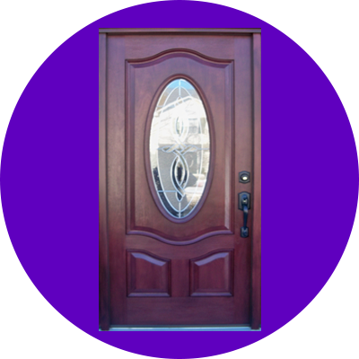 image of a door by Akron-Canton, Ohio replacement windows and doors sales and installation